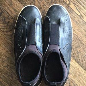 GUC neoprene collar leather Nike casual shoes